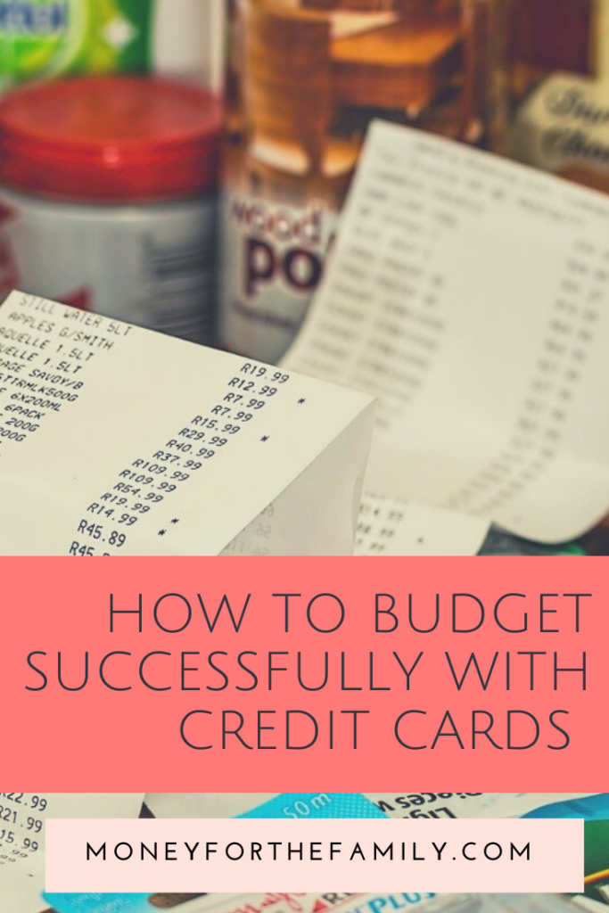 Recreate Emotional Pain to Budget Successfully with Credit Cards
