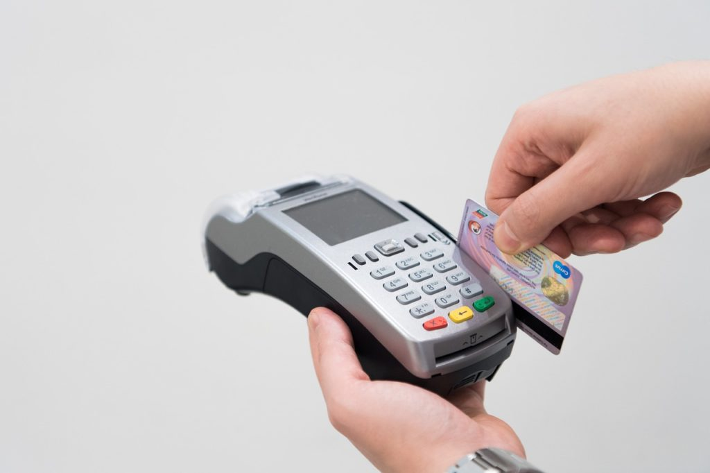 credit card machine, debit card machine, credit